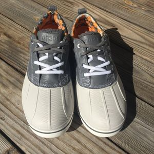 Crocs | Allcast Duck Golf Shoes Gray 13